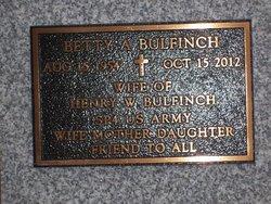 Betty Ann <i>Leary</i> Bulfinch