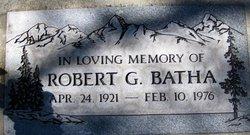 Robert George Batha