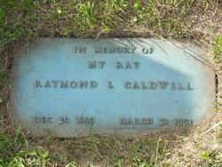 Raymond Losey Caldwell