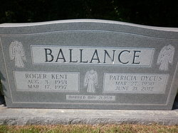 Roger Kent Ballance