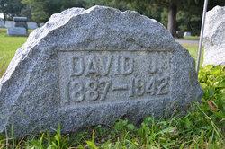 David J Hawk