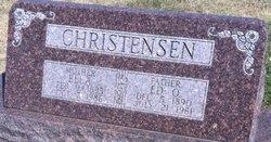Ella Elizabeth <i>Petersen</i> Christensen