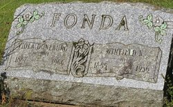 Violet <i>Dorenberg</i> Fonda