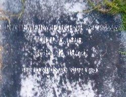 PFC Emory Eugene Attaway