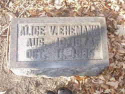 Alice V <i>Mountjoy</i> Ehemann