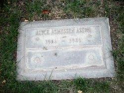 Alyce <i>Asmussen</i> Aston
