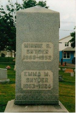 Minnie B. Snyder