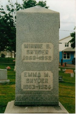 Emma M. Snyder