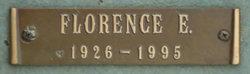 Florence Edna <i>Smith</i> Dossett