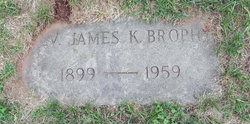 Rev James K Brophy