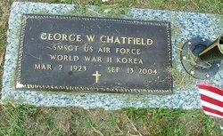 George W Bill Chatfield