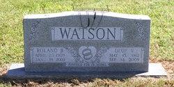 Dixie Virginia <i>Ballance</i> Watson