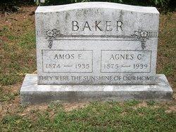 Amos F. Baker