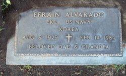 Efrain Alvarado