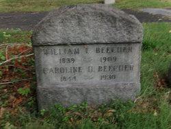 William C Beecher