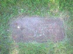 Mary Loretta <i>Hunter</i> Hedge