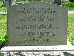 Mary Elizabeth <i>Whiteley</i> Belcher
