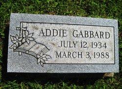 Addie Gabbard