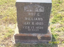 Roy Edward Williams