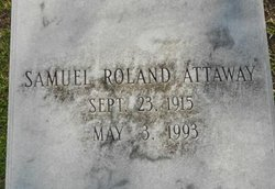 Samuel Roland Attaway