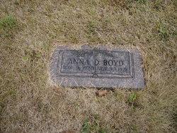 Anna Diamond <i>Flanagan</i> Boyd