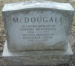 Edward McDougall