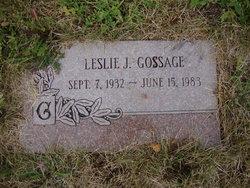 Leslie J Gossage