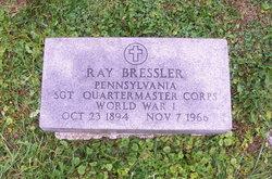 Raymond Rube Bressler