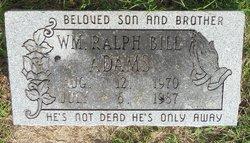 William Ralph Bill Adams