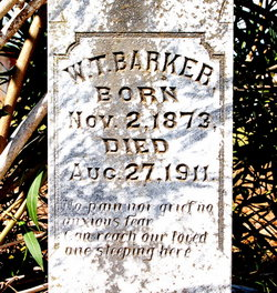 William Tell Barker