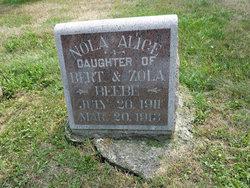Nola Alice Beebe