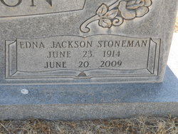 Edna <i>Jackson</i> Goldston