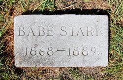 Babe Stark