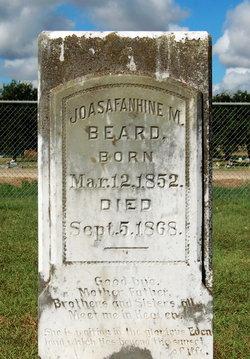 Joasafanhine M. Beard