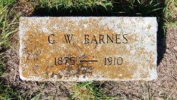 Stafford G.W. Barnes