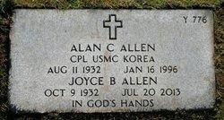 Corp Alan Carl Allen