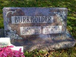 Eugene C Burkholder