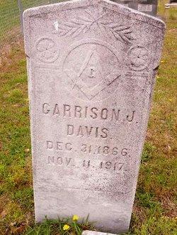 Garrison J Davis