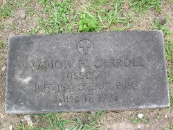 Marion H Carroll