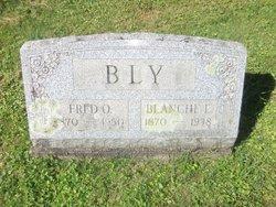 Blanche <i>Safford, Heysham</i> Bly