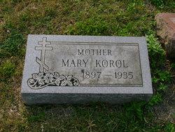 Mary <i>Zanko</i> Korol