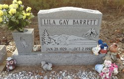 Lila <i>Gay</i> Barrett