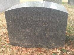 Alice Alschuler