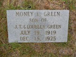 Money E. Green