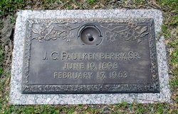 Johnny Chalmers Faulkenberry