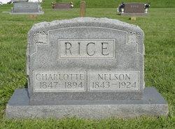 Charlotte <i>Boatright</i> Rice