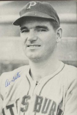 Walter Alvin Al Tate