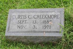Curtis C Creekmore