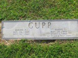 Mammie <i>Gross</i> Cupp
