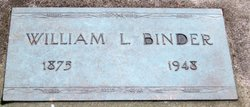 William L Binder